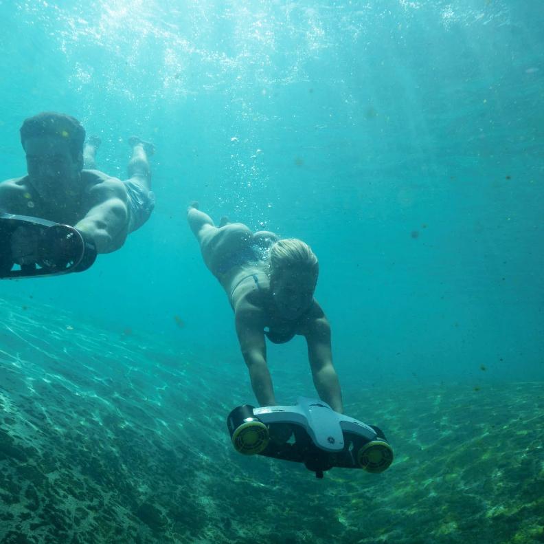 plongeurs seawing yamaha