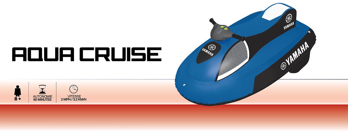 Informations générales Yamaha AquaCruise
