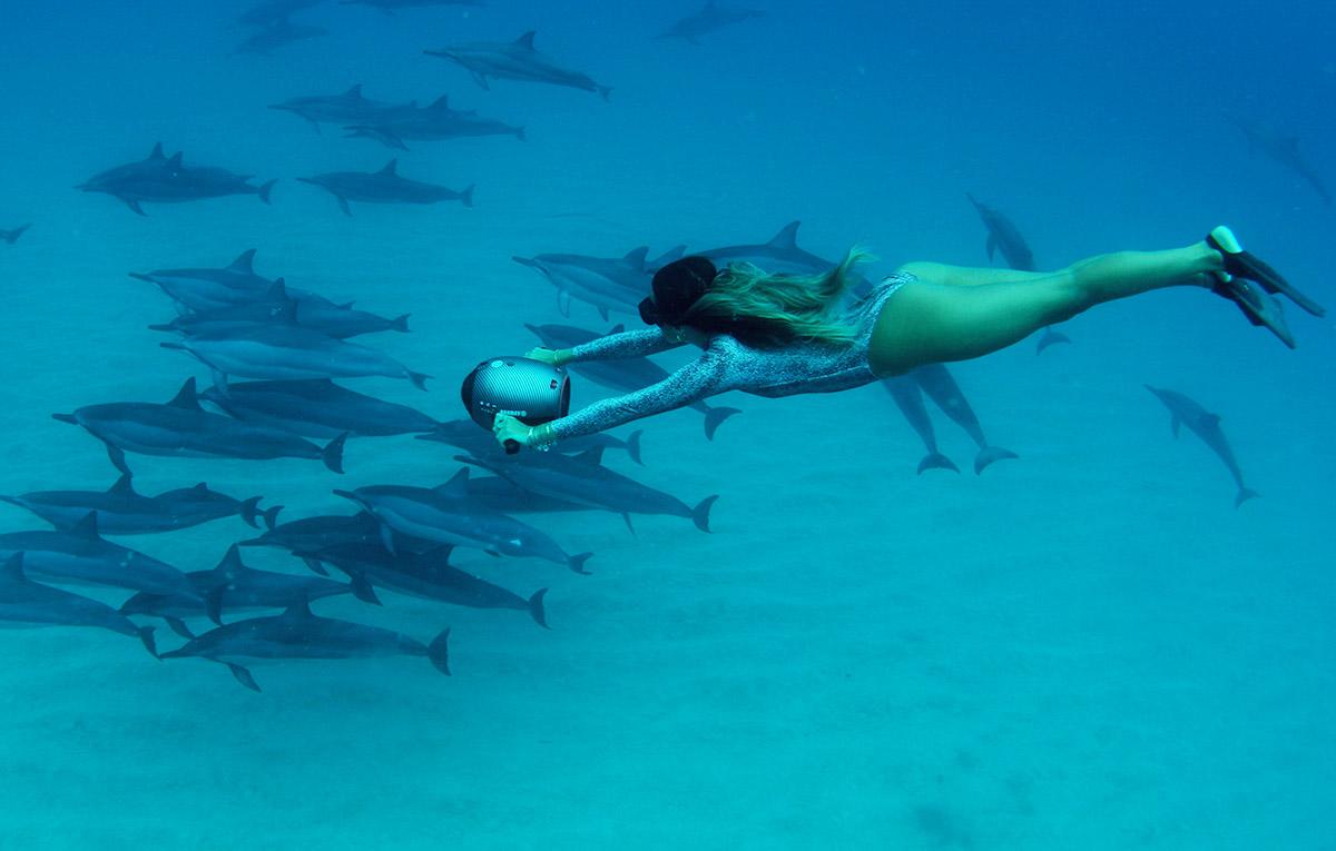 scooter sous marin yamaha jetpod pro plongée