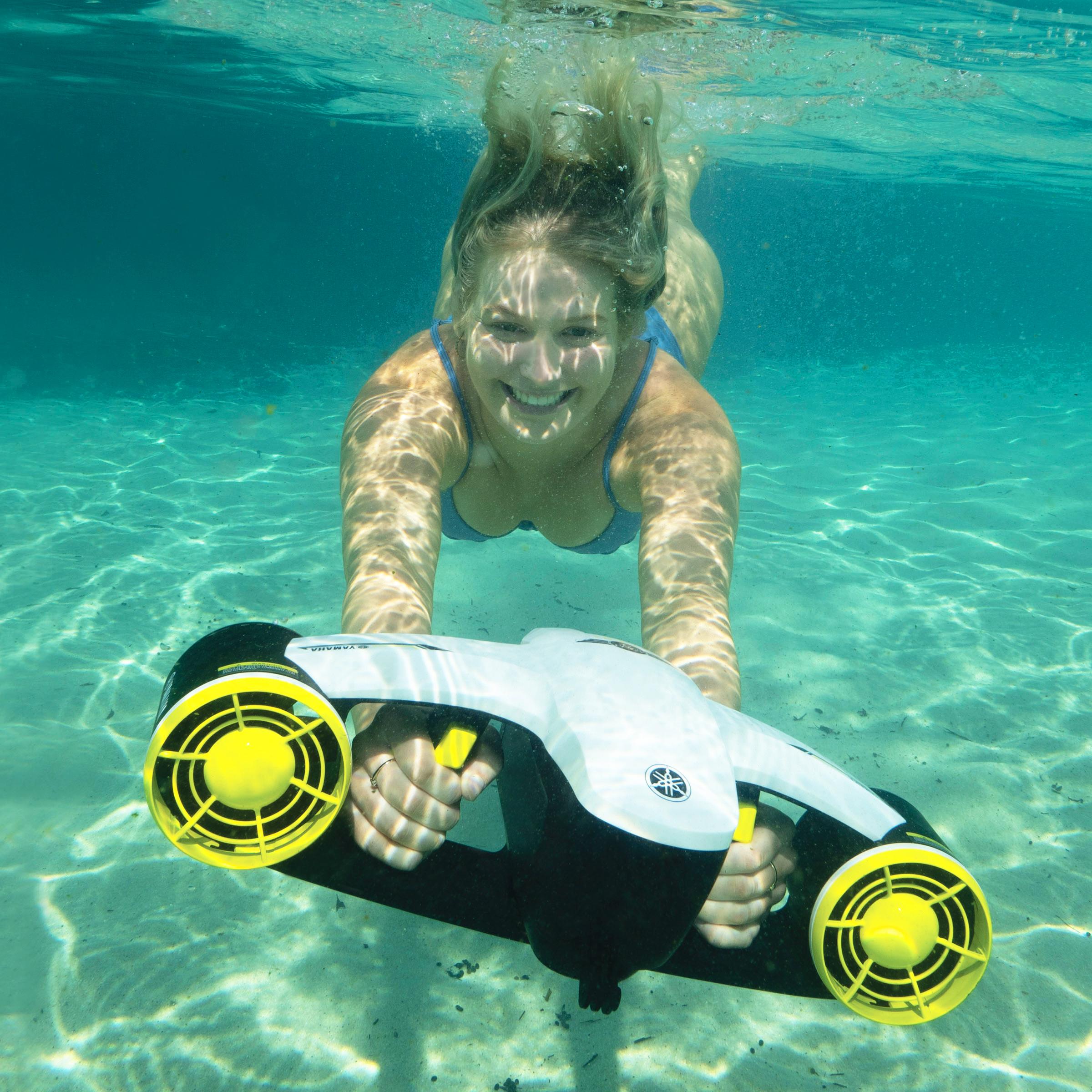 Scooter sous marin Yamaha Seawing plongée