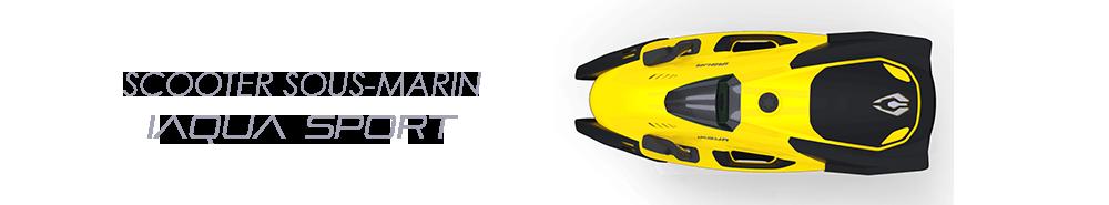 iaqua sport jaune