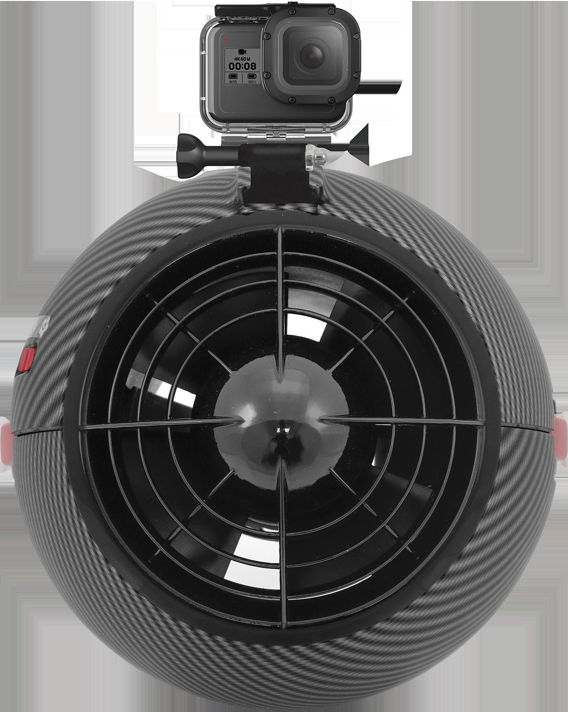 support caméra jetpod pro yamaha